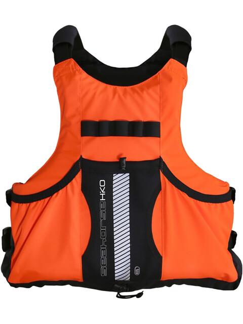Hiko Seahorse Bouyancy Aid Fluorescent Orange